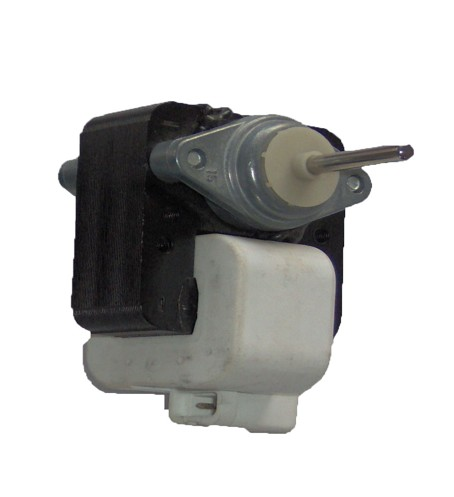 Shade Pole Motor coated with plastics