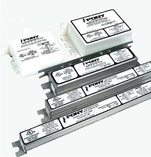 Linear, compact and circle lamp electronic ballasts, For T5/ T8/T12